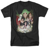 DC Comics New 52 - Justice League Dark 1 Shirts