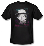 Marilyn Monroe - You Dont Deserve Me T-shirts