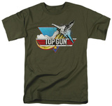 Top Gun - Distressed Shirts