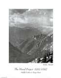 Middle fork Kings River Ansel Adams ART PRINT POSTER Prints