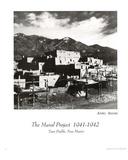 Ansel Adams (Taos Pueblo, NM) Art Print Poster Posters