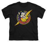 Youth: Mighty Mouse - Mighty Hero T-shirts
