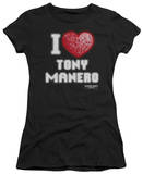 Juniors: Saturday Night Fever - I Heart Tony T-Shirt