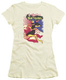 Juniors: Batman - Batgirl Crunch Shirt