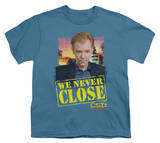 Youth: CSI Miami -Never Close T-Shirt