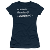 Juniors: Ferris Bueller's Day Off - Bueller T-Shirt