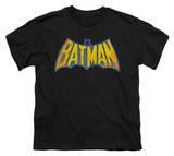 Youth: Batman & Robin - BM Neon Distress Logo T-shirts