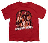 Youth: Criminal Minds - Brain Trust T-shirts