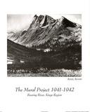 Ansel Adams (Boaring River) Photo Print Poster Poster