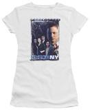 Juniors: CSI New York - Watchful Eye T-shirts