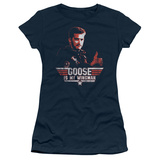 Juniors: Top Gun - Wingman Goose T-Shirt