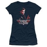 Juniors: Top Gun - Wingman Goose T-Shirt
