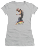 Juniors: King Kong - Last Stand T-Shirt