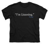 Youth: Frasier - I'm Listening Shirts