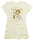 Juniors: Gone with the Wind - Logo Shirt