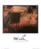 Salvador Dali Impressions Of Africa Art Print POSTER Print