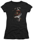 Juniors: Batman - Smile of Evil T-Shirt
