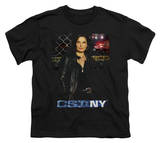 Youth: CSI New York - Jo T-Shirt