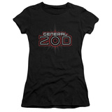 Juniors: Superman - Zod Logo T-shirts