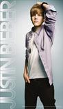 Justin Bieber Mini Poster Stickers Stickers