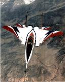 F-15 M F Winter Art Print Poster Poster