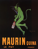 Leonetto Cappiello (Maurin Quina) Art Print Poster Posters