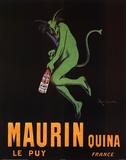Leonetto Cappiello (Maurin Quina) Art Print Poster Posters
