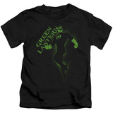 Youth: Green Lantern - Lantern Darkness Shirt