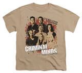 Youth: Criminal Minds - Solution Lies Within Camiseta