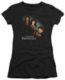 Juniors: Ghost Whisperer - Diagonal Cast Shirt