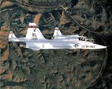 M F Winter T-38 Plane Jet Photo Art Print POSTER USA Posters