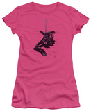 Juniors: Batman - Catwoman Rope T-shirts