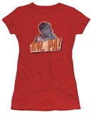 Juniors: The Andy Giffith Show - Aw Pa! T-Shirt