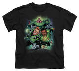 Youth: DC Comics New 52 - Green Lanterns Corps 1 T-shirts