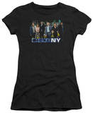 Juniors: CSI New York - New York Cast T-shirts
