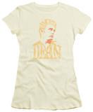 Juniors: James Dean - Word Head Shirt
