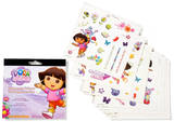 Dora the Explorer Temporary Tattoos Temporary Tattoos