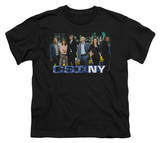 Youth: CSI New York - New York Cast T-Shirt