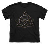 Youth: Charmed - Triple Linked Logo Shirt