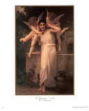William Bouguereau Innocence 1894 Poster Prints