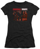 Juniors: Criminal Minds - The Crew Camisetas