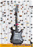 Classics of Rock Music Poster