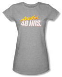 Juniors: Another 48 Hours - Distressed T-shirts
