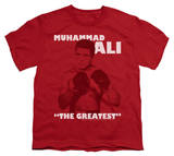 Youth: Muhammad Ali - Ready to Fight Shirt