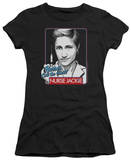 Juniors: Nurse Jackie - Nurses Call the Shots T-Shirt