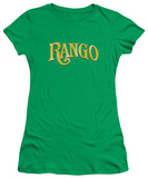 Juniors: Rango - Logo T-Shirts