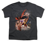 Youth: DC Comics New 52 - Teen Titans T-shirts