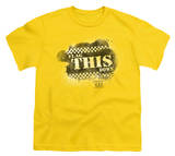 Youth: Taxi - Flag This Down T-Shirt