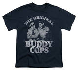 Youth: The Andy Giffith Show - Buddy Cops T-shirts