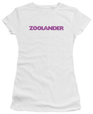 Juniors: Zoolander - Logo T-shirts